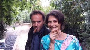 Avec Philippe du groupe Montparnasse